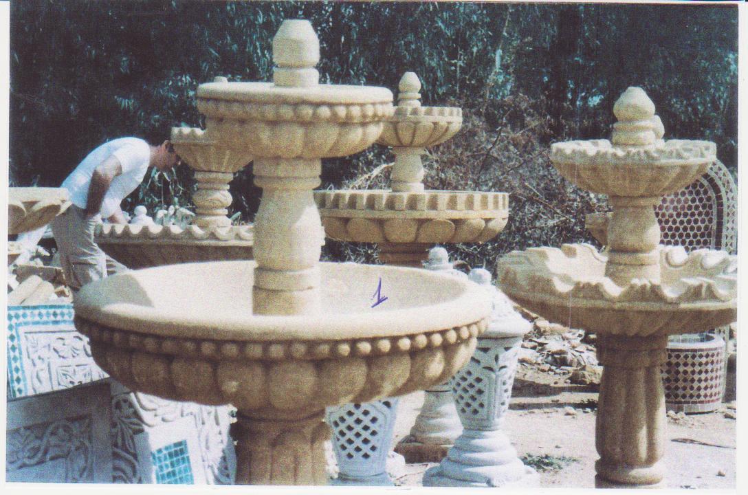 FONTANA 2 vasche