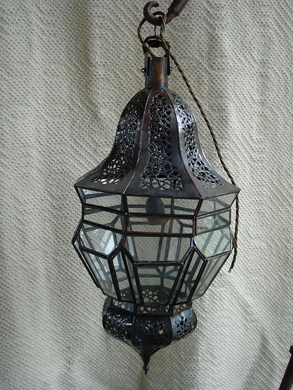 LANTERNA mod. Bellè cupola in ferro