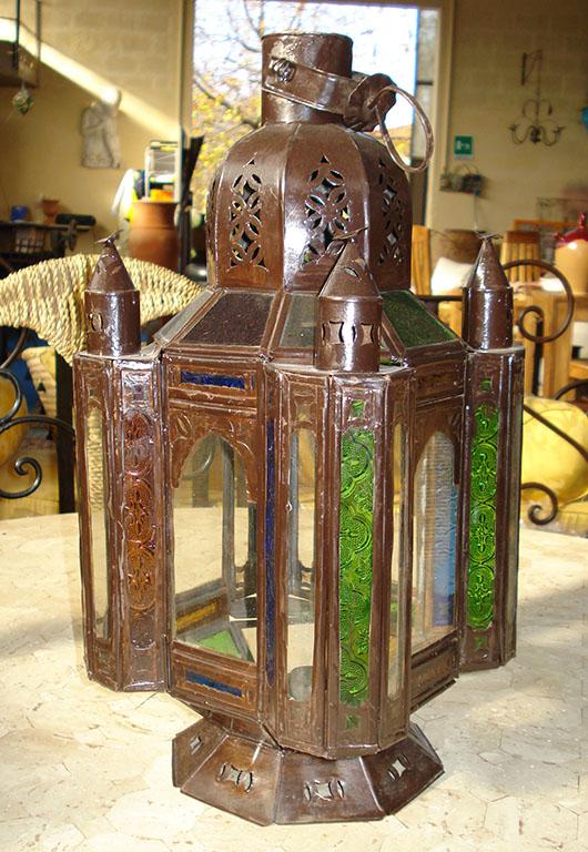 LANTERNA mod. 4 torri cupola in vetro