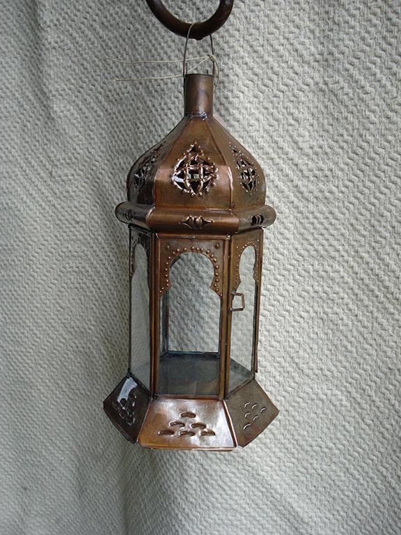 LANTERNA mod. Rincon cupola in ferro