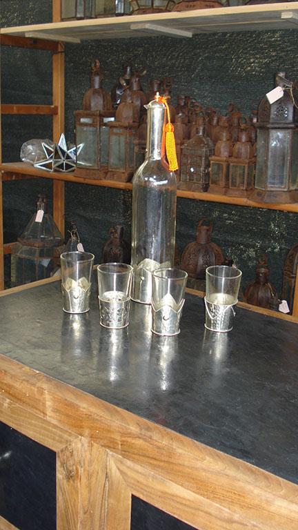 BOTTIGLIA acqua / vino