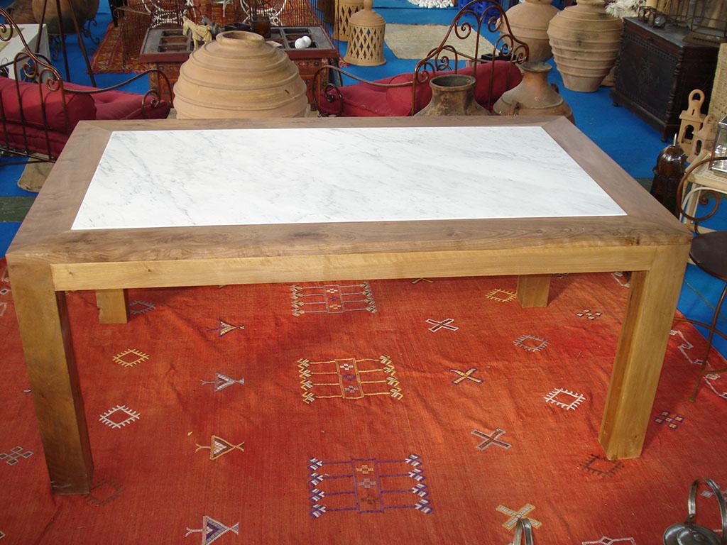 I cinque continenti produzione ed importazione diretta for Tavoli di design in marmo