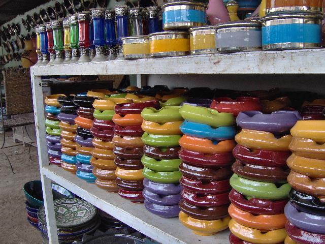 POSACENERE mod. Piattino in ceramica  colorato