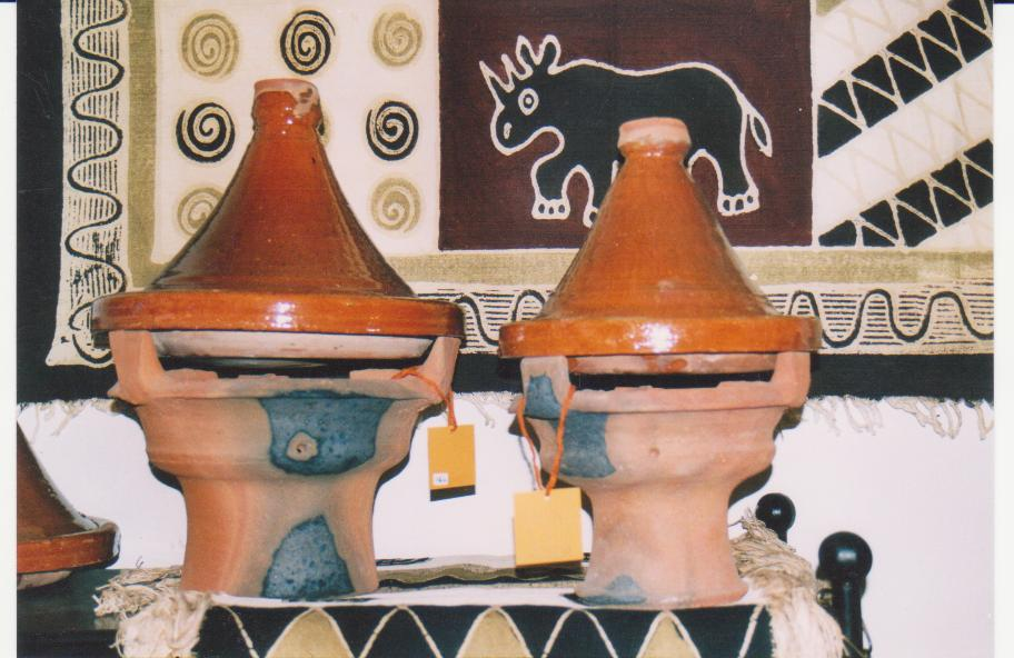 TAJINE in Terracotta
